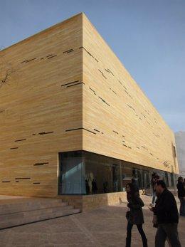 El Centro de Recepción de Visitantes de Córdoba