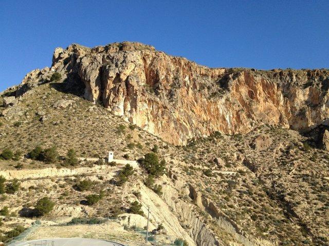 Proyecto de consolidación de laderas en la localidad de Ulea