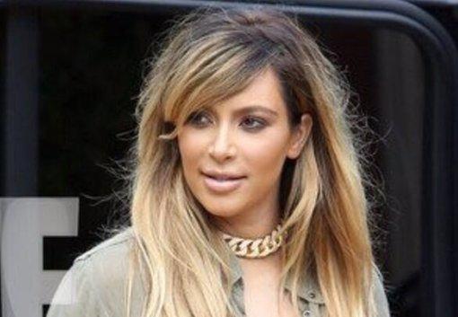 El Dr U00e1stico Cambio De Look De Kim Kardashian