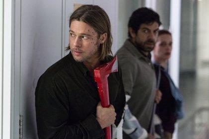 Brad Pitt habla sobre la secuela de 'Guerra mundial Z'