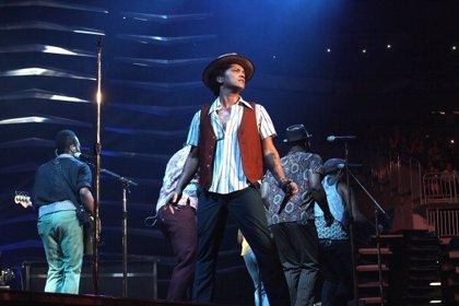Bruno Mars actuará en la próxima Super Bowl