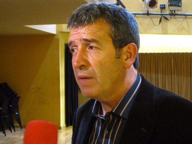 Francés Boya, en una conferencia