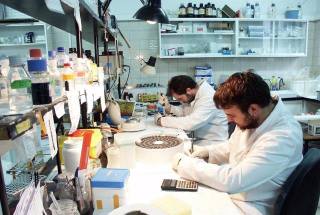 Laboratorio de la Facultad de Medicina
