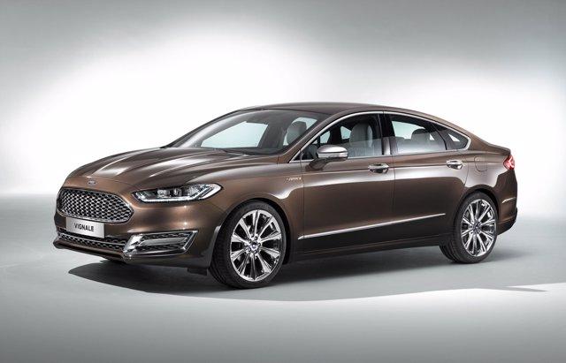 Ford fabricará en España el tope de su gama, el Mondeo Vignale