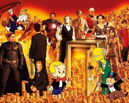 El Tío Gilito, el dragón Smaug y Carlisle Cullen son los personajes de ficción más ricos