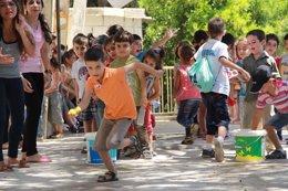 Los niños sirios pueden sufrir