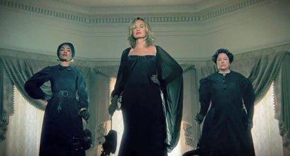 Las brujas van a la escuela en el nuevo clip de 'American Horror Story: Coven'