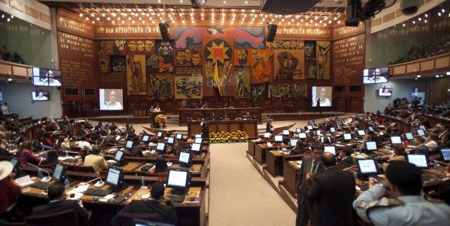 Asamblea Nacional de Ecuador,  Gabriela Rivadeneira