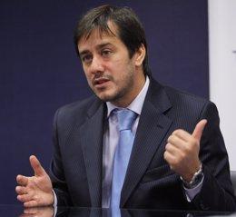Mariano Recalde, presidente Aerolineas Argentinas