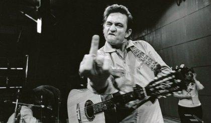 10 años sin Johnny Cash