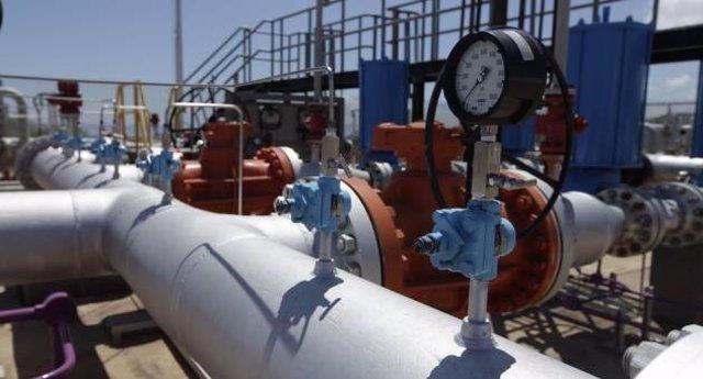 Acuerdo de explotación de gas en campo unificado