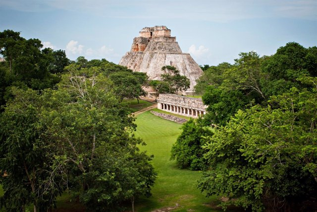 Ruta maya en México