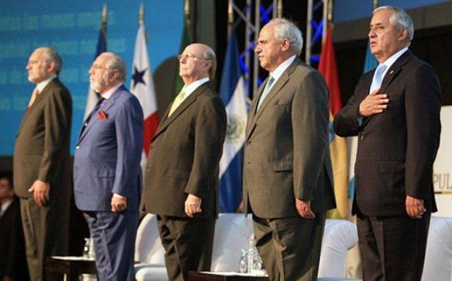 Presidente Pérez Molina y el anhelo centroamericano de la integración
