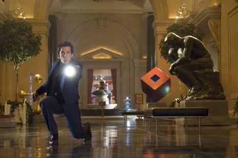 Ben Stiller en Noche en el Museo