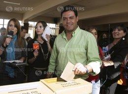 Luis Revilla, alcalde de La Paz