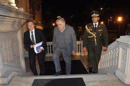 Presidente uruguayo, José Mujica