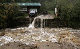 Imagen de las inundaciones en Colorado
