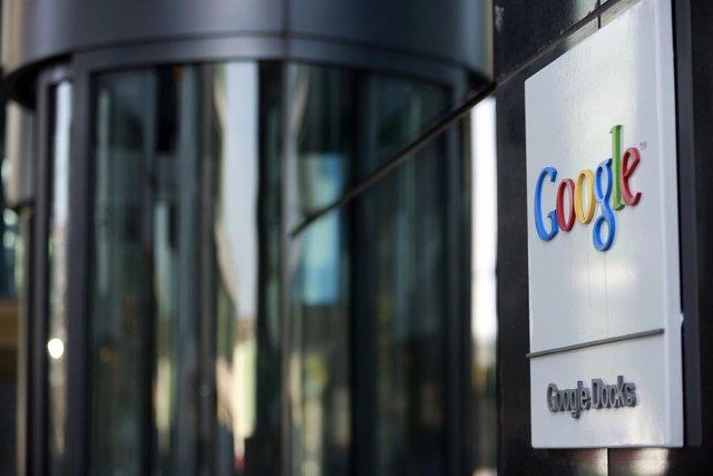 Oicinas de Google en Dublín