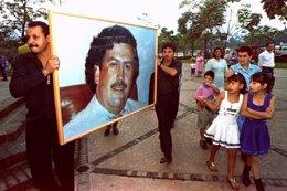 Cuadro de Pablo Escobar