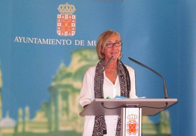 María del Carmen Pelegrín