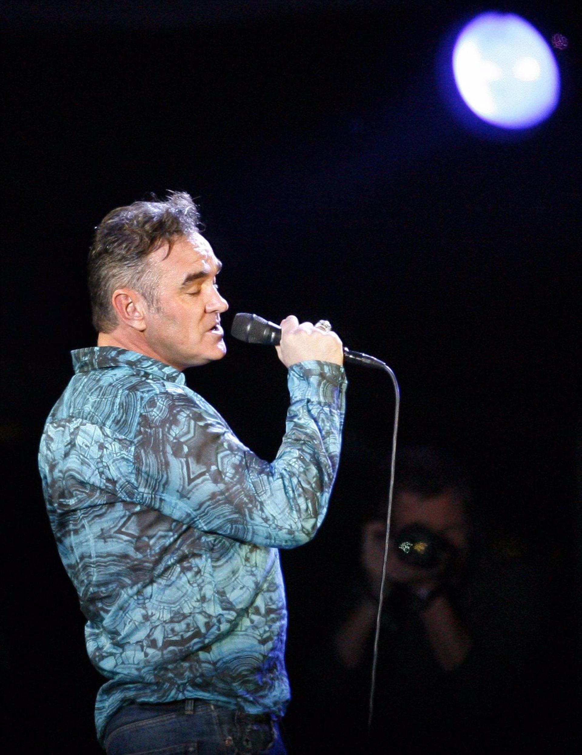 Morrissey estrenará su película el 26 de septiembre
