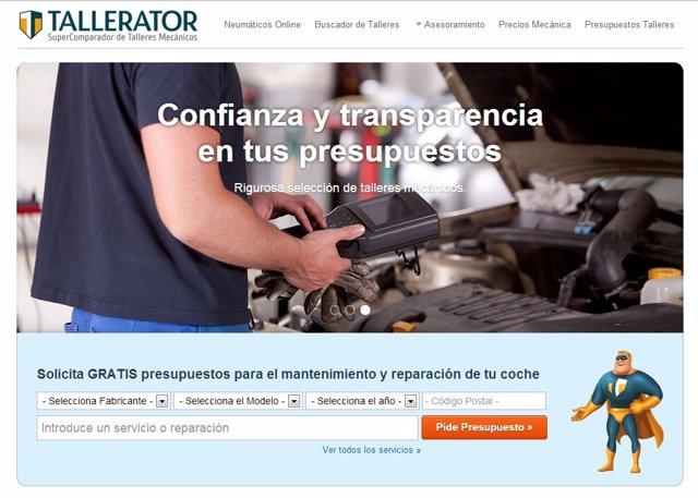 Tallerator