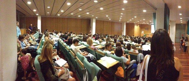 Congreso Fedalma en Barcelona