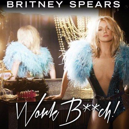 Britney Spears revela la portada de su nuevo albúm