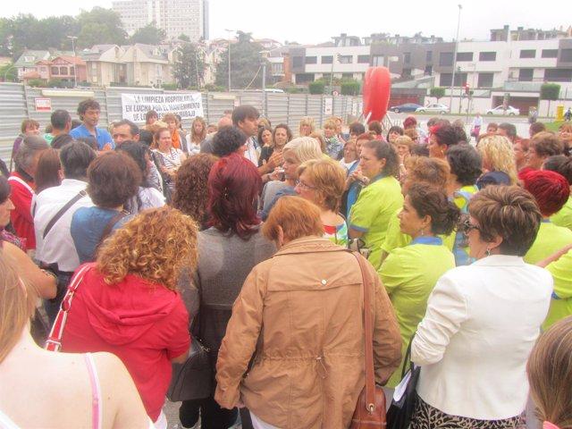 Protesta de Uni2