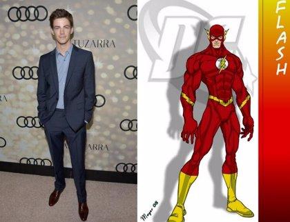 Gustin Grant será Flash en la segunda temporada de 'Arrow'
