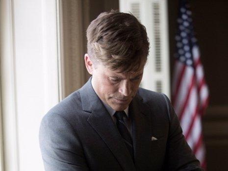 Rob Lowe dará vida a Kennedy en 'Killing Kennedy'