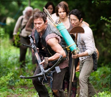 The Walking Dead tendrá un spin-off