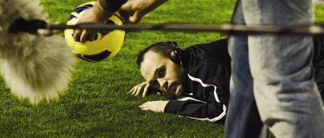 Andrés Iniesta en 'Quién Mató a Bambi'