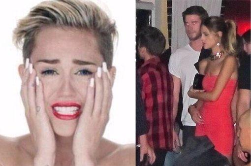 Liam Hemsworth y Miley han cortado