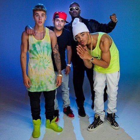Lolly nuevo video de Justin Bieber con Maejor Ali y Juicy J
