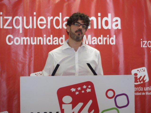 Eddy Sánchez en IUCM
