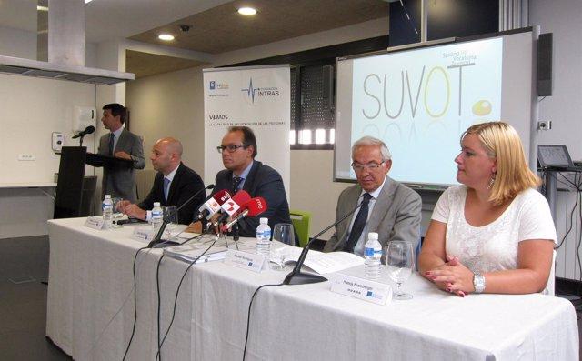Proyecto Suvot de integración para personas con enfermedad mental