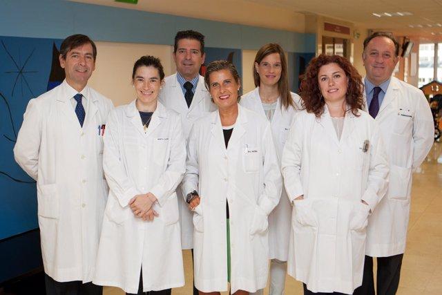 Investigadores del CIMA y la CUN.