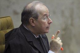El miembro del Tribunal Supremo de Brasil, Celso de Mello