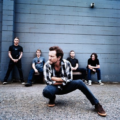 Las 'sirenas' de Pearl Jam