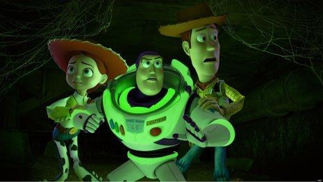 Imagen del corto 'Toy story of terror'