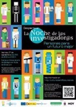 'La Noche De Los Investigaores'