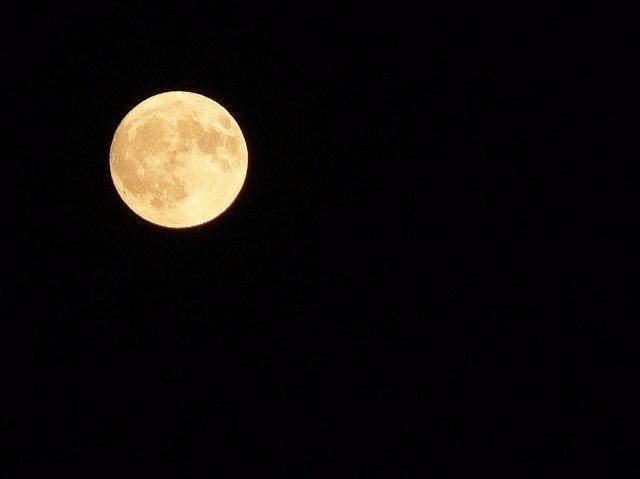 Una luna más grande de lo normal brillará antes de la llegada del otoño