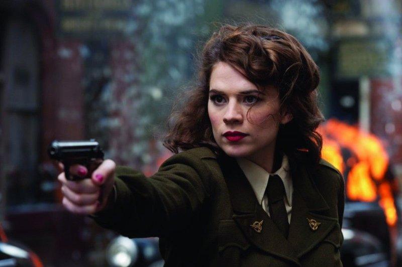 Marvel prepara una serie sobre la Agente Carter, la chica del Capitán América