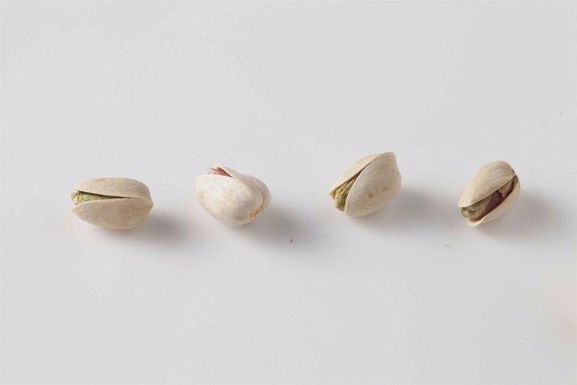 Imagen de unos pistachos