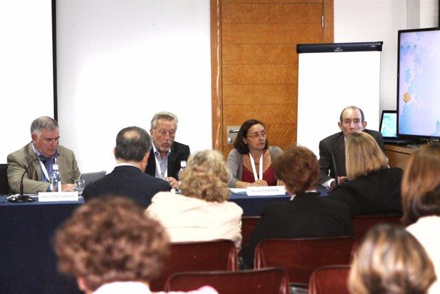 Imagen de la celebración del simposio de YINI en el Congreso de Nutrición