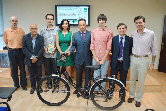 Premios del Consorcio de Transporte de Sevilla.