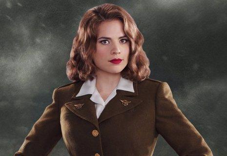 Sharon Carter protagonizará la nueva serie de Marvel