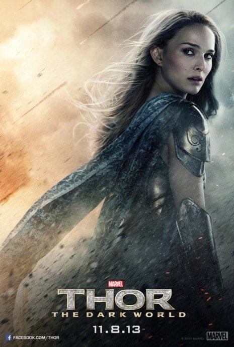 Natalie Portman afirma que el próximo superhéroe de Marvel será una mujer