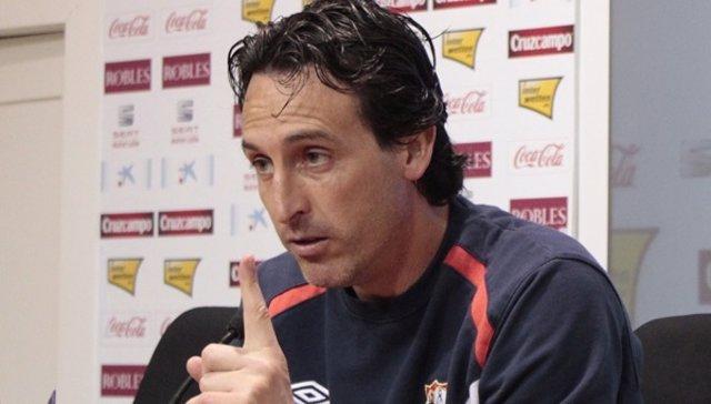 """Emery: """" El Valencia va a mostrar su mejor versión"""""""